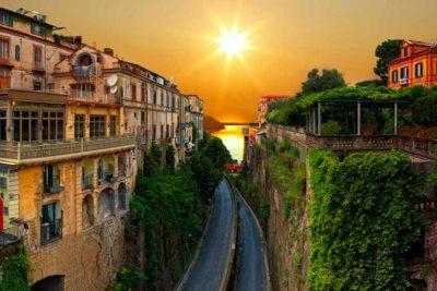 tour for Sorrento Napoli